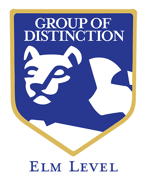 2016-17 Elm Level of Distinction Triangle Chapter